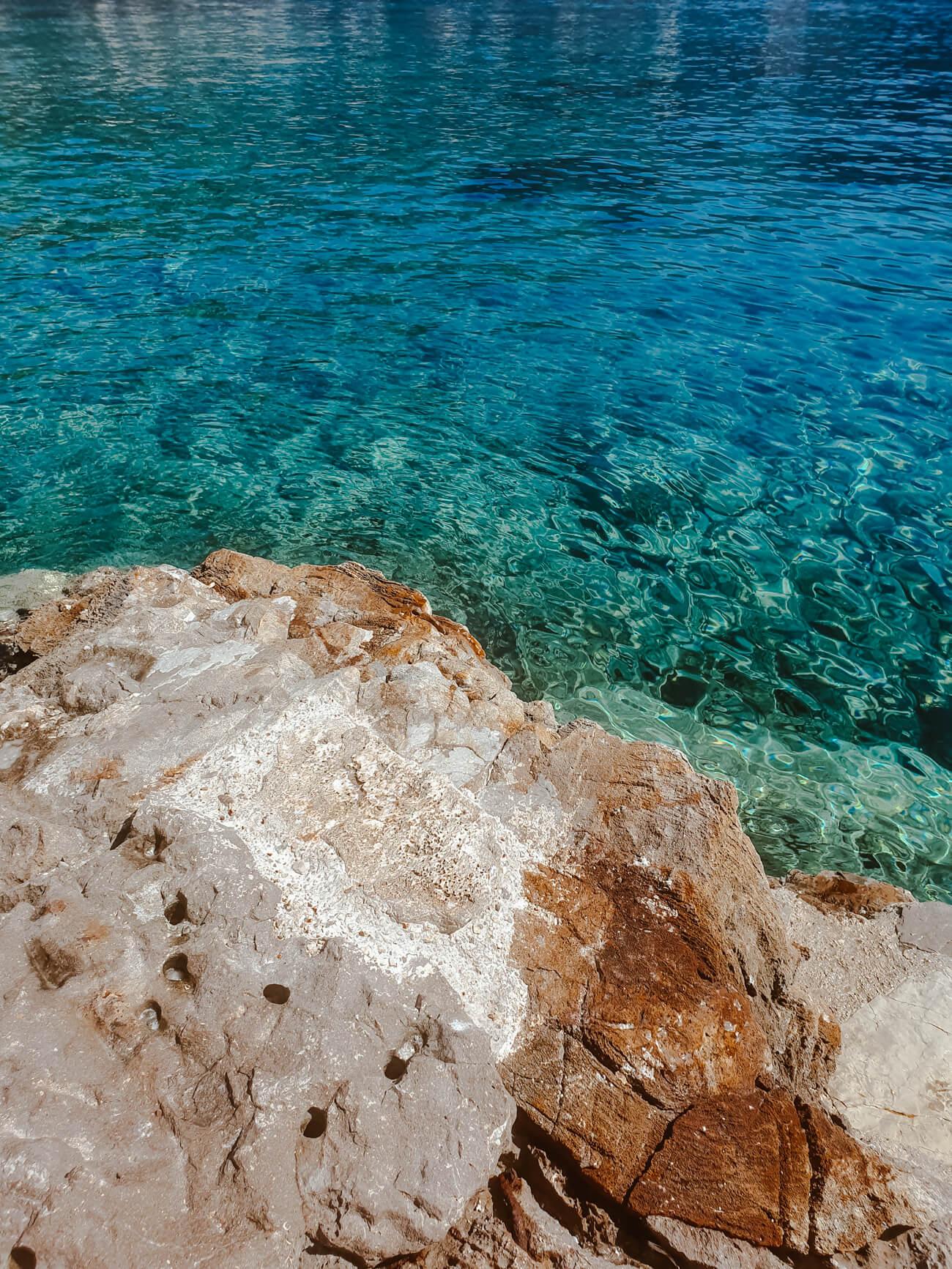 Die schönsten Buchten in Montenegro?