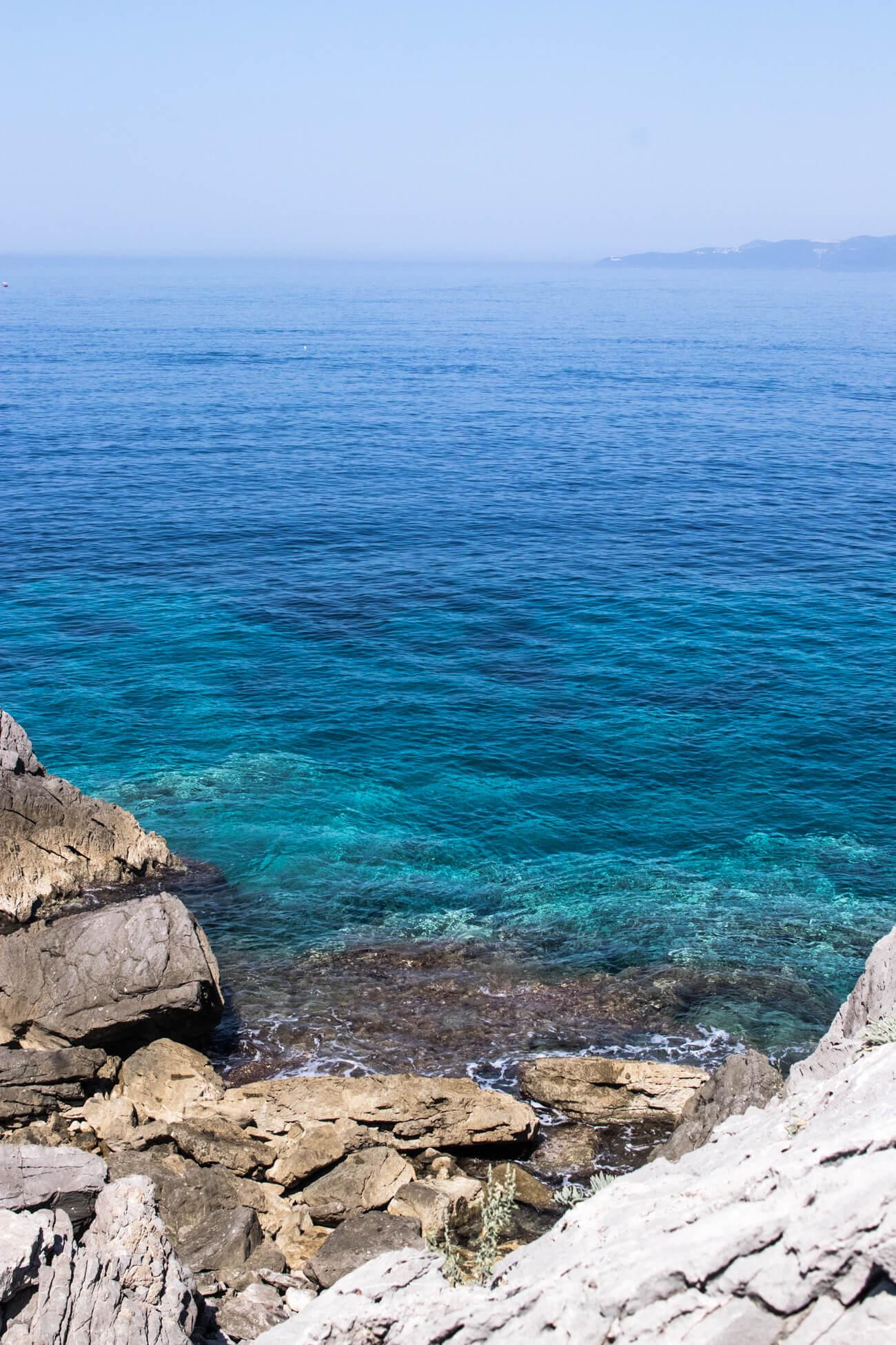Wie ist das Meer in Montenegro?