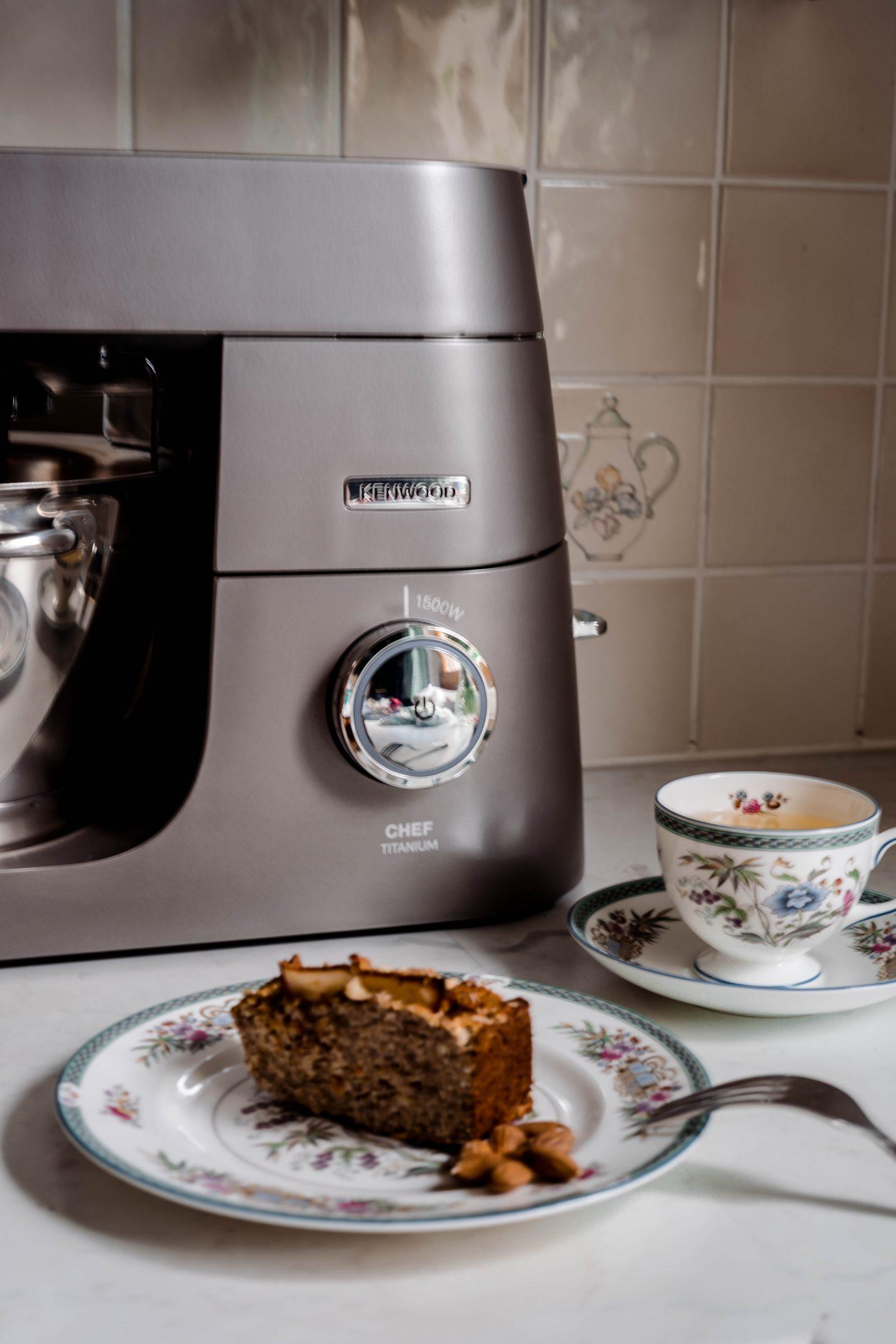 Küchenmaschine KENWOOD CHEF TITANIUM KVC7320S