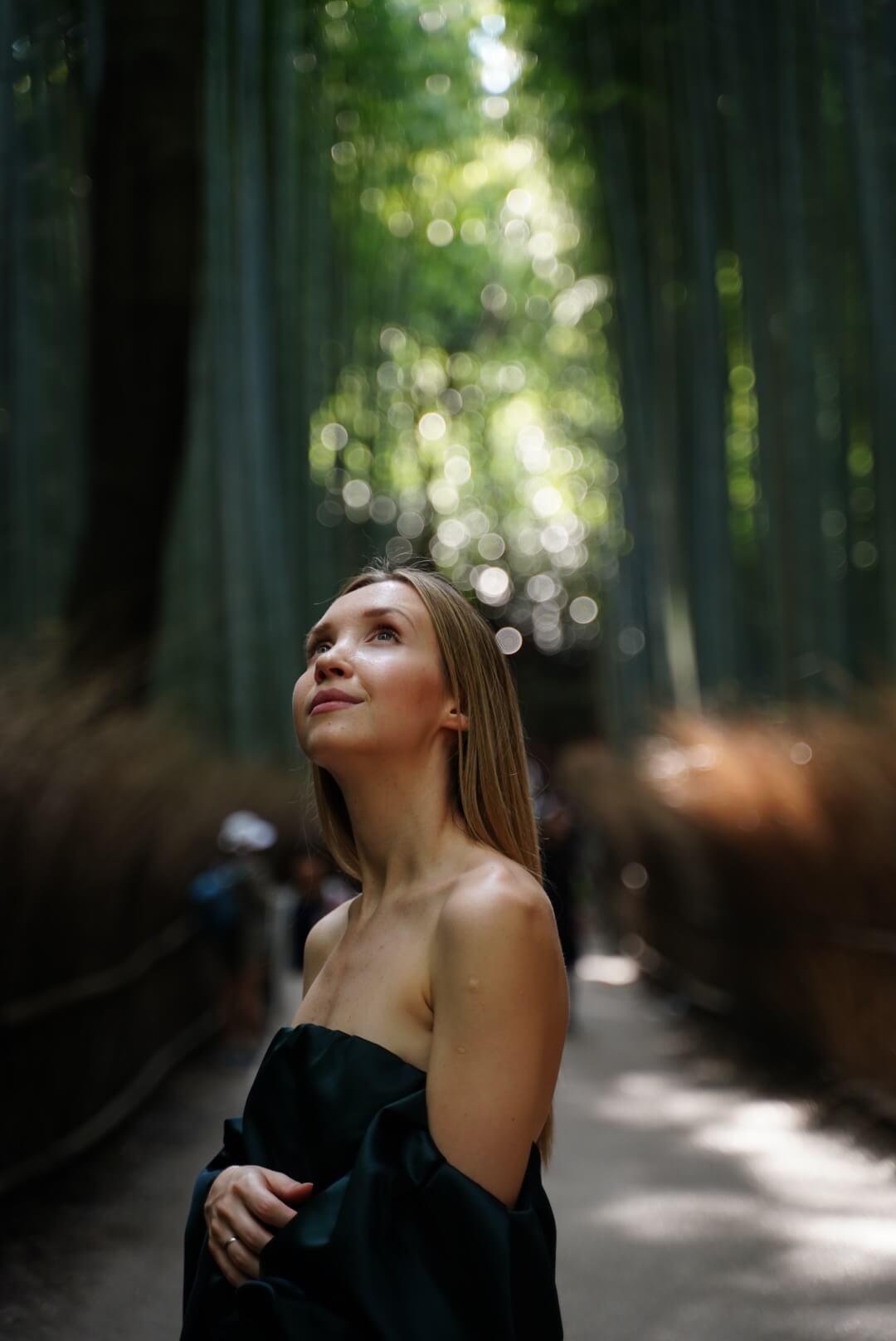 Reisetipps Kyoto Bambuswald