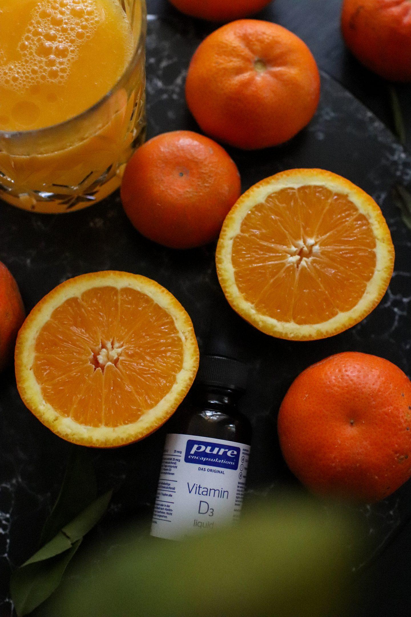 Spurenelement Vitamin D