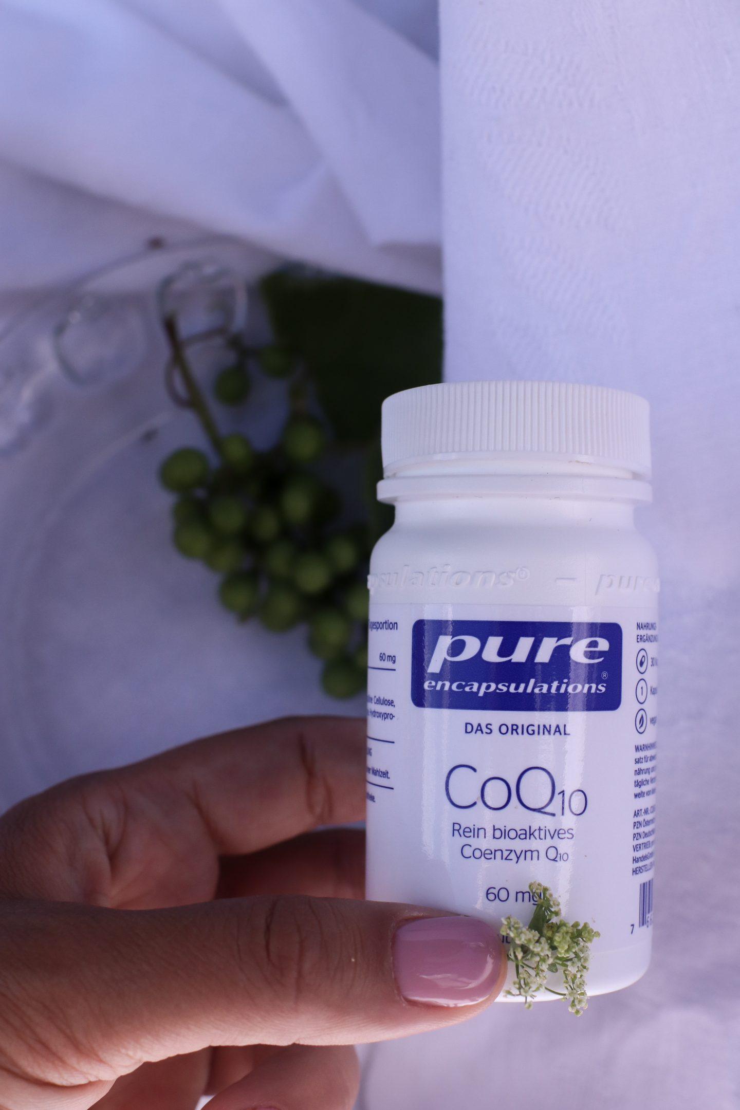 Coenzym Q10 Tableten